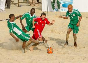 Image result for Nigeria's Super Sand to return Friday