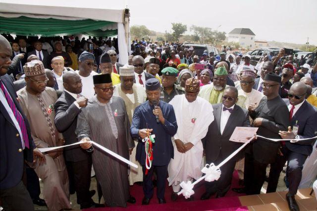 Photo News: VP Osinbajo Opens Abuja Digital Swi   City ...