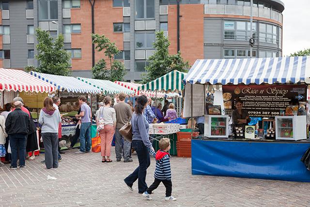 Mercados en Glasgow
