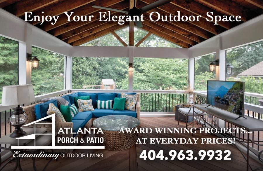 atlanta porch patio