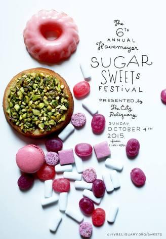 Sugar Sweets Poster