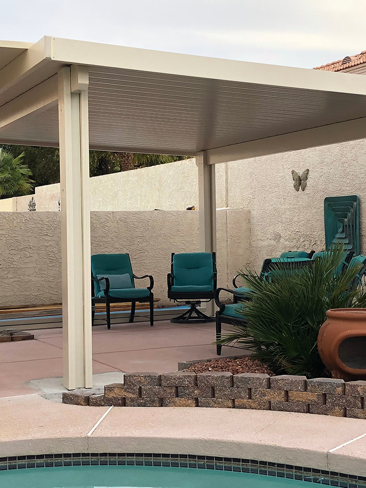 free standing patio covers city