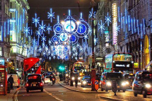 christmas lights london # 88
