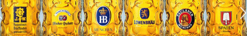 The Six Oktoberfest Breweries