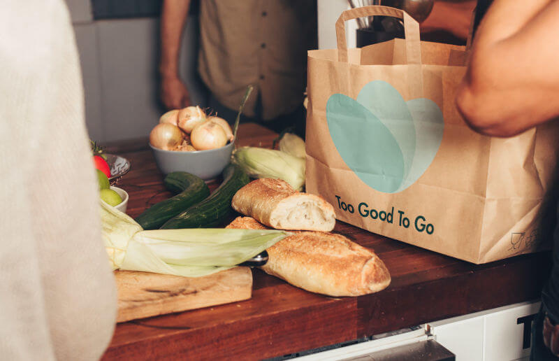 Too Good To Go manages food waste