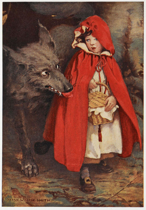 Little Red Riding Hood Fairytale