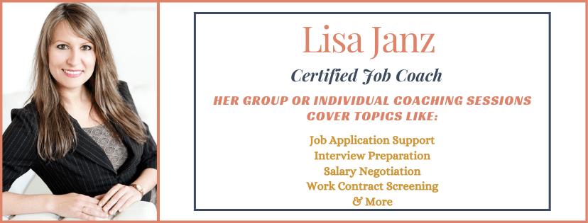 Working in Germany - Lisa Janz Job Coach