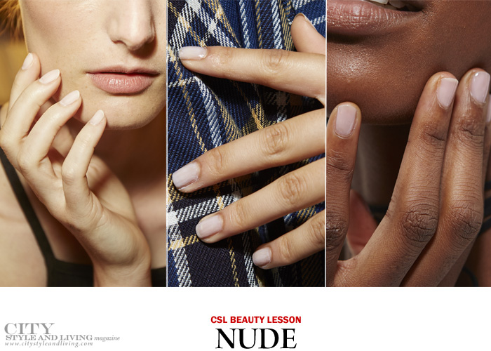 City Style And Living Nail Trends Spring 2017