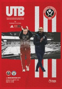 Sheffield United v Manchester City 2019/20 - City Til I Die