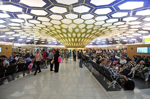 Abu Dhabi visit