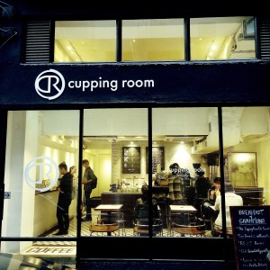 Cupping Room,灣仔
