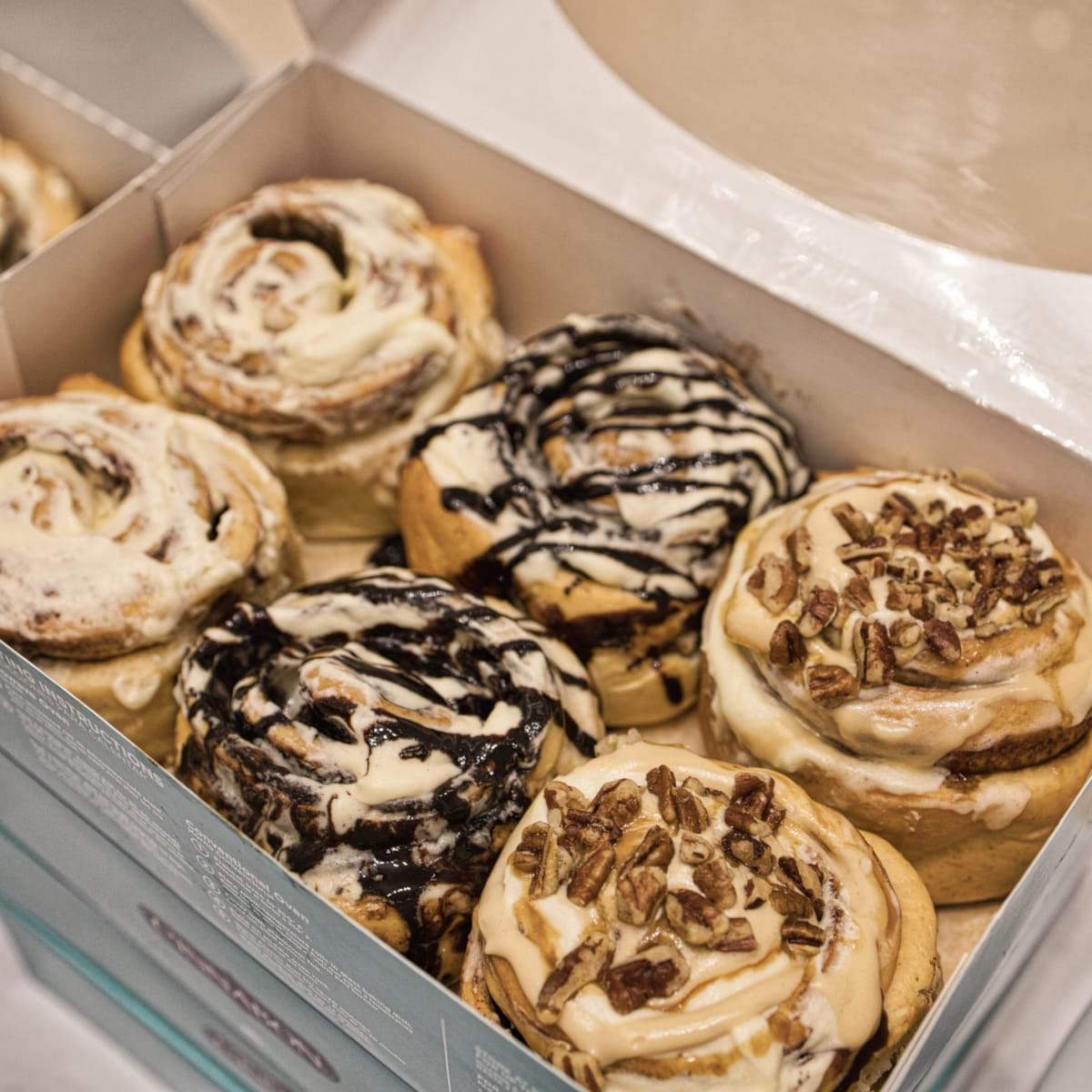 Cinnabon box set