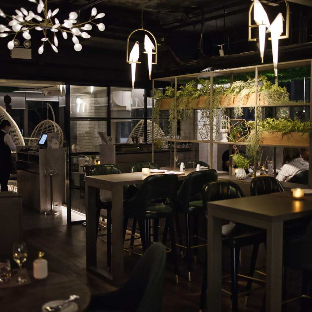 oasis bar and grill 內景 4
