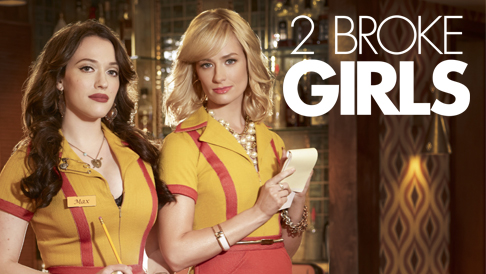 Image result for 2 broke girls