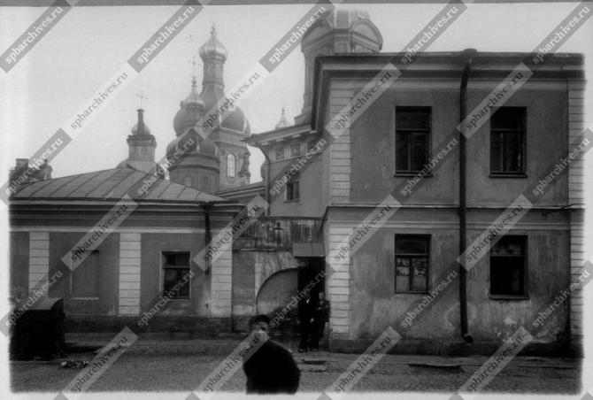 Церковь Успения Пресвятой Богородицы - Спас на Сенной ...
