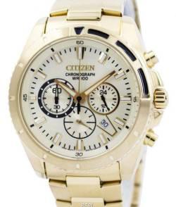 Citizen Chronograph AN8012-50P Men's Watch