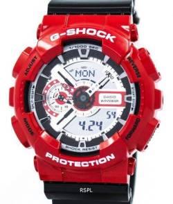 Casio G-Shock Analog-Digital GA-110RD-4A Mens Watch