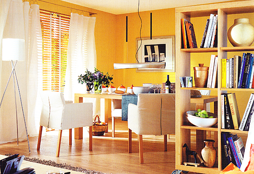 Зонирование однокомнатной квартиры - как с умом использовать пространство?