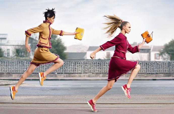 кроссовки модный тренд сезона 2015