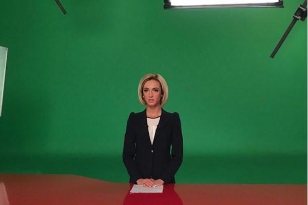 Ольга Бузова стала ведущей новостей