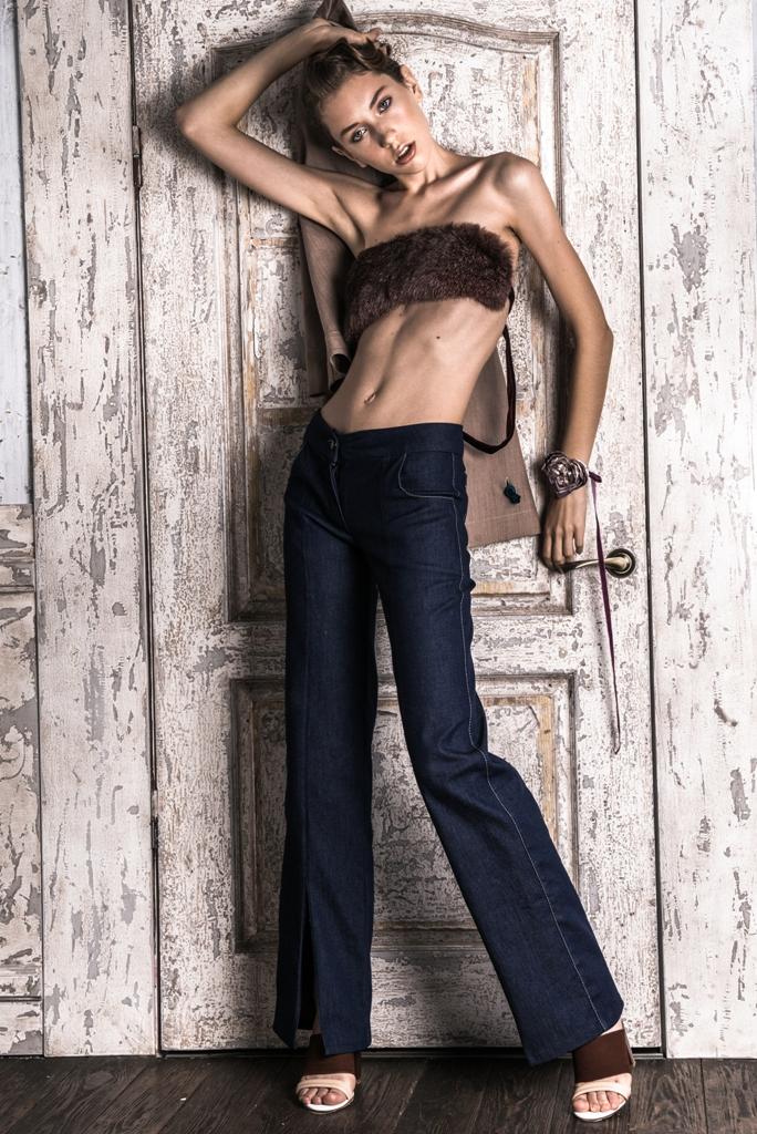 Бренд Cher Nika by Cherkas представил кампейн коллекции F/W'16-17