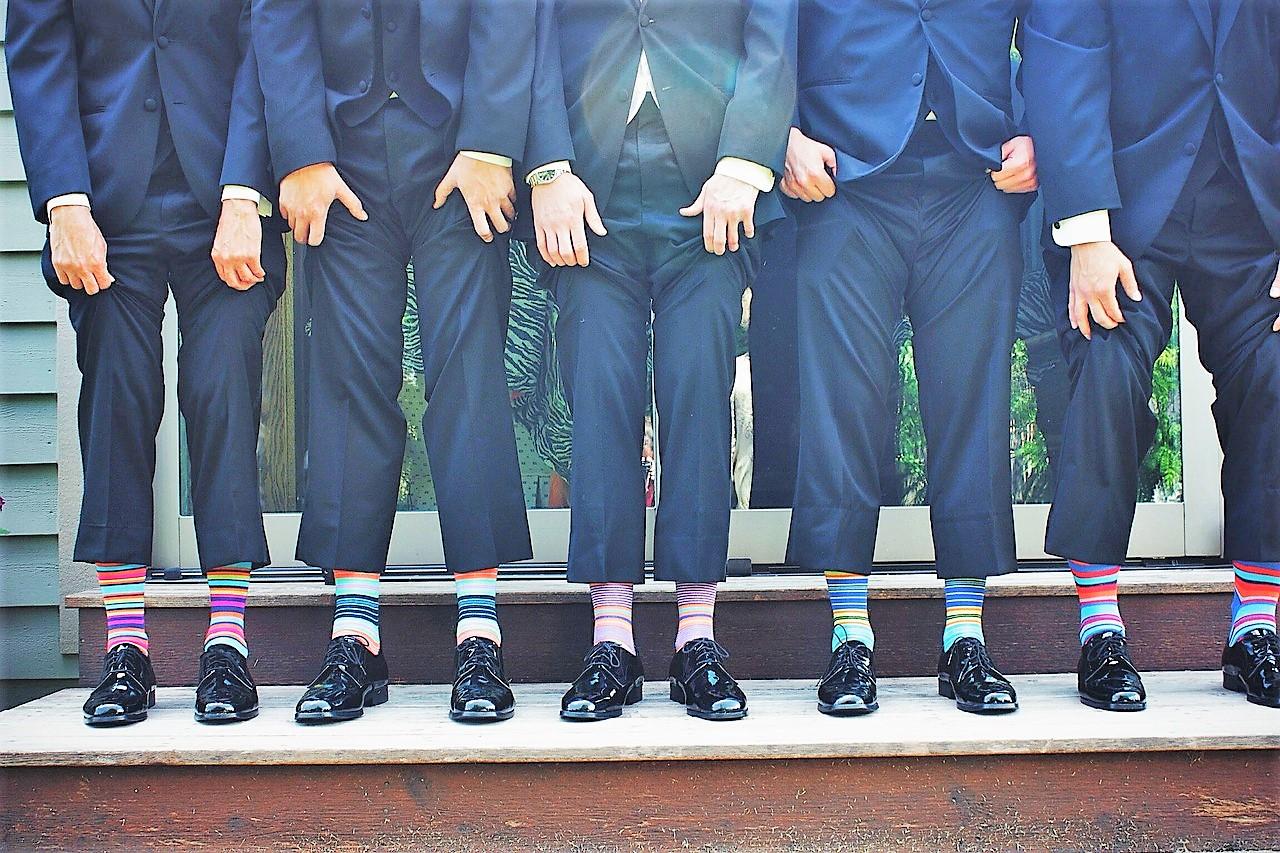 Носки, как индикатор мужского достоинства
