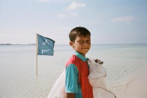 ADIDAS и PARLEY FOR THE OCEANS продолжают  бороться за чистоту океанов