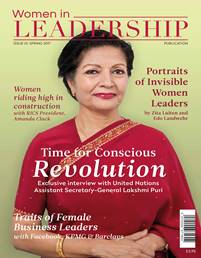 Women in Leadership magazine