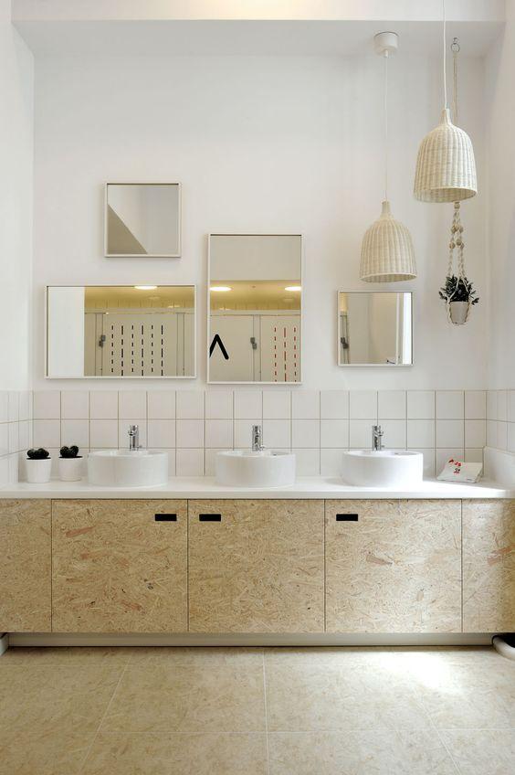 6 Manieres D Utiliser L Osb En Decoration D Interieur