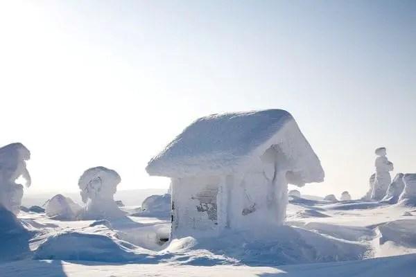 Voyage En Laponie Exprience Part