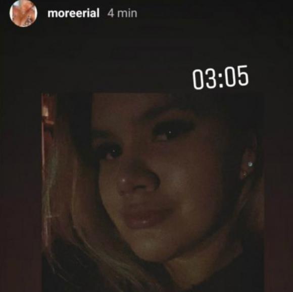 "Morena Rial se mostró llorando de madrugada, tras haberse separado de Facundo Ambrosioni: ""No estás para que te engañen"""