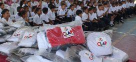 En 2017: Clap Textiles confeccionarán más de 5 millones de kits de uniformes