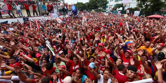 (+Audio) Pueblo revolucionario se movilizará en homenajeal Chávez antiimperialista este 9-M