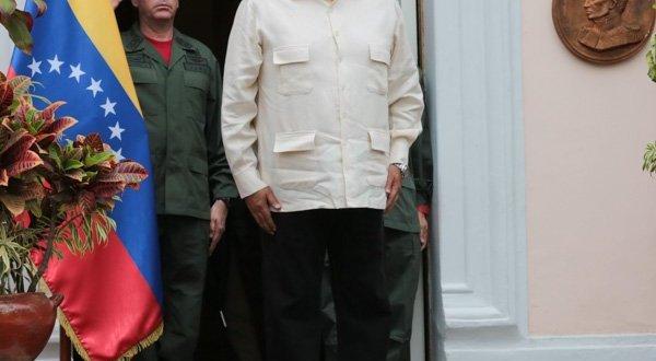 (Noticia en desarrollo) Ejecutivosotiene reunión con alto mando militar de la FANB