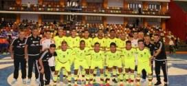 En Argentina: Vinotinto FutSal debutó ganándole 2-1 a Chile en Copa América