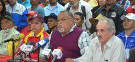En apoyo a la Revolución: Trabajadores socialistas se suman a la gran movilización de este 19-A