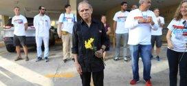 (+Video) Luego de 36 años de prisión liberan a Óscar López Rivera
