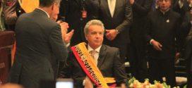 ((VÍDEO) Es juramentado Lenín Moreno como presidente de Ecuador