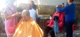 Abuelos larenses beneficiados con jornada del Saren