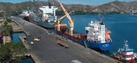 En Puerto de Guanta: Arribaron más de 1.600 toneladas de alimentos