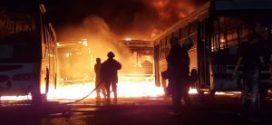 En Puerto Ordaz grupos terroristas queman 51 Transbolívar
