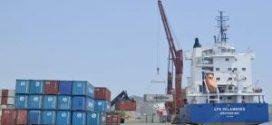 Al puerto de Guanta arribaron más de mil toneladas de alimentos