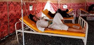 INFORMA LA OMS: 471 personas han muerto por cólera en Yemen