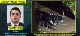 (+Video) Asesinato del juez Moncada pudo ser sicariato