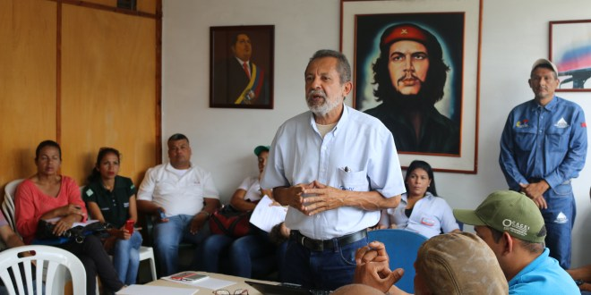 """Trabajadores Larenses: """"La clase obrera es el principal sector productivo comprometido con la ANC"""""""