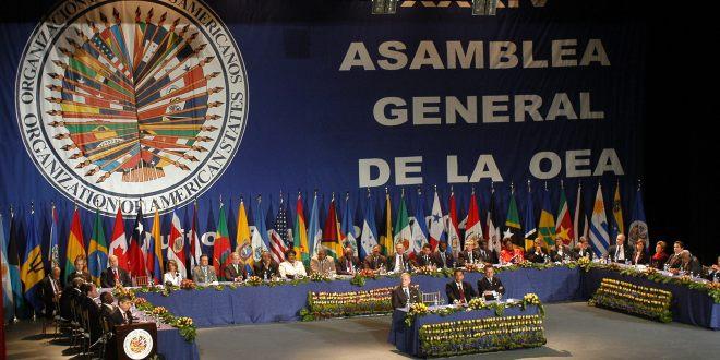 Choquehuanca: «La OEA ha sido fraccionada, ha sido dividida»