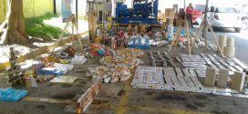 (+Fotos)  Vea todo lo que le incautaron a terroristas en Mérida