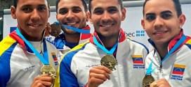Estas son las  disciplinas que Venezuela ganó medallas y cupos mundialistas en este fin de semana