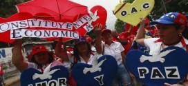 Hinterlaces: Más del 80% de los ciudadanos del país rechazan manifestaciones violentas de laoposición