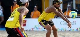 Venezuela se alista para competir en el Mundial de Voleibol de Playa 2017